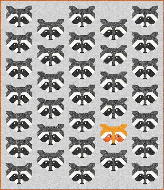 25+ Best Ideas about Animal Quilts on Pinterest