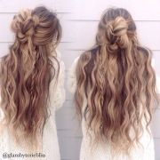 ideas thick hair