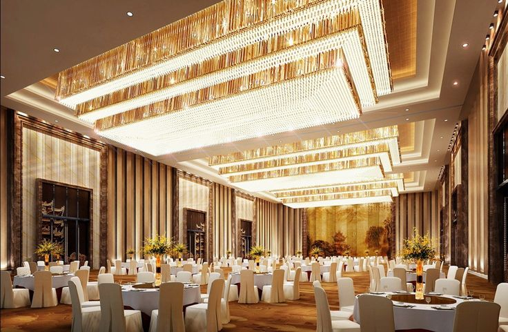 Luxurious-banquet-hall