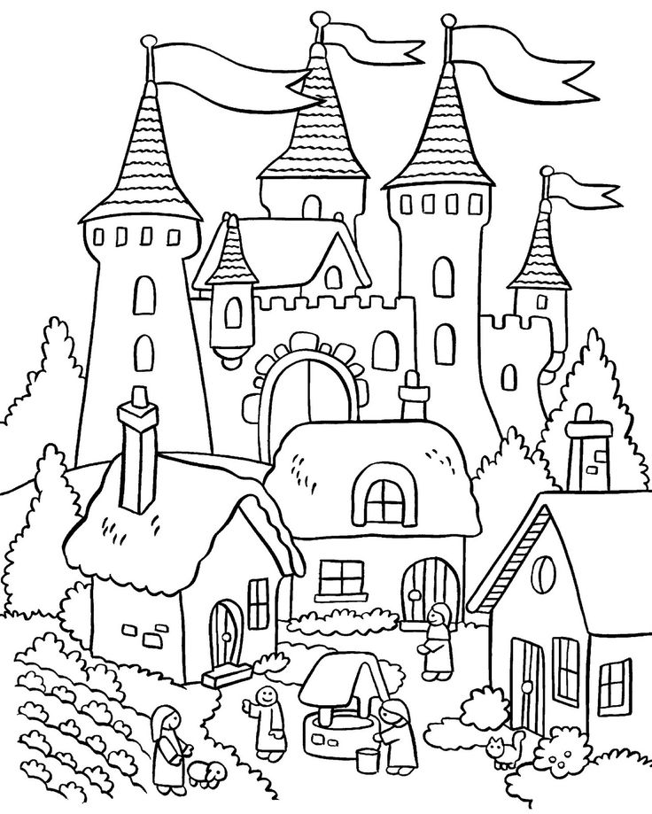 57 best images about Kids: Coloring Book on Pinterest