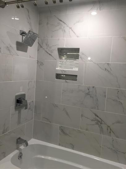 MS International Carrara 12 in. x 24 in. Glazed Polished