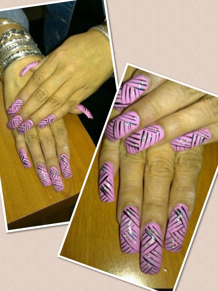 My new ghetto nailslove  My Ghetto Fabulous Nails  Pinterest  Ghetto nails Nails and Love