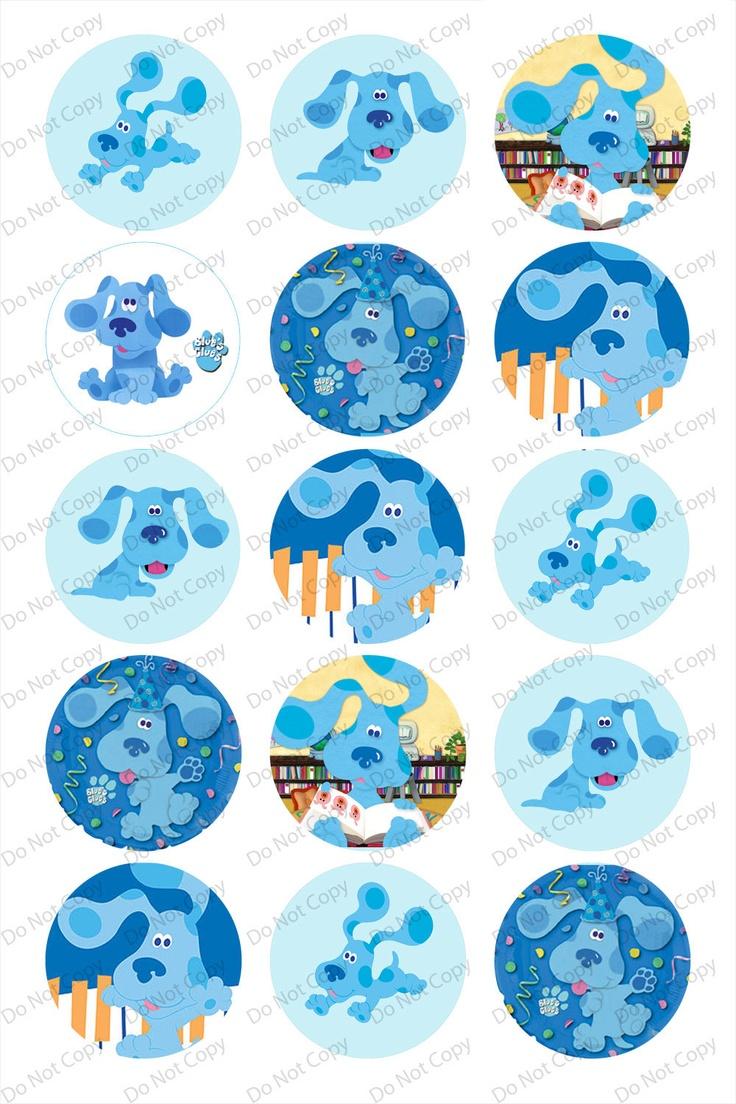medium resolution of blues clues invitations general prints