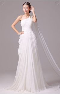 17 Best ideas about Goddess Wedding Dresses on Pinterest ...