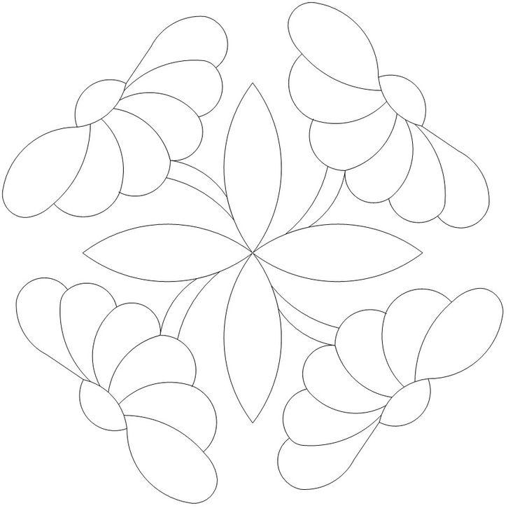 1426 best images about moldes, patrones y bloques de quilt