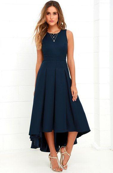 Best 25+ Tea length bridesmaid dresses ideas on Pinterest