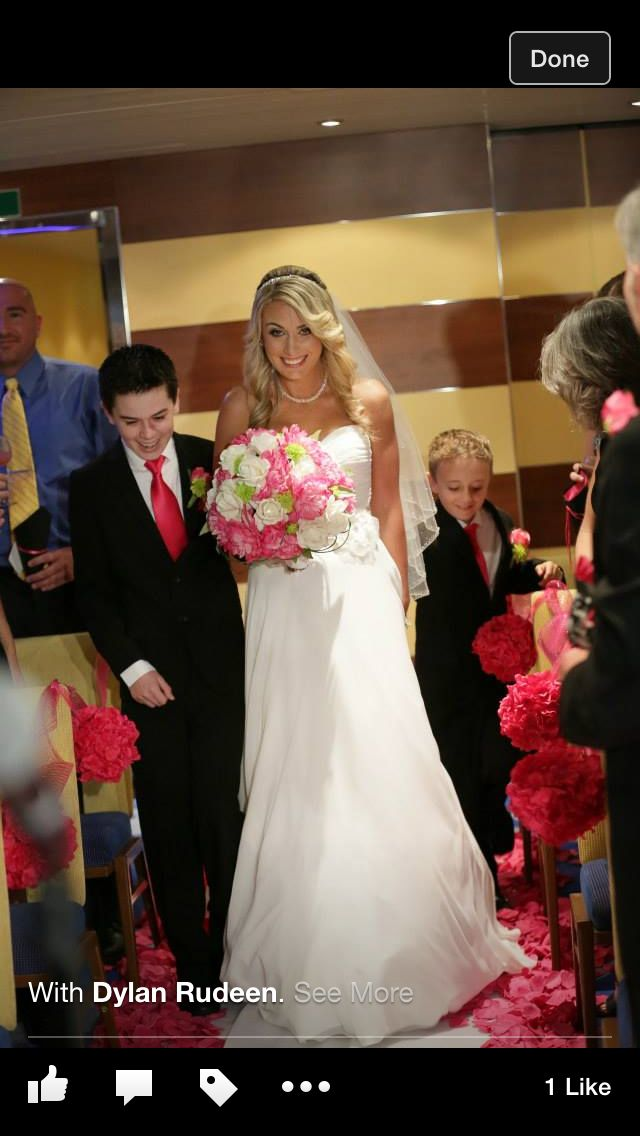 1000 images about My carnival cruise wedding May 5th 2014 aboard Carnival Breeze on Pinterest