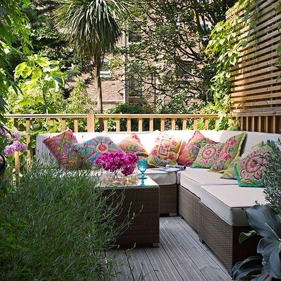 25 Best Ideas About Garden Seat Cushions On Pinterest Garden