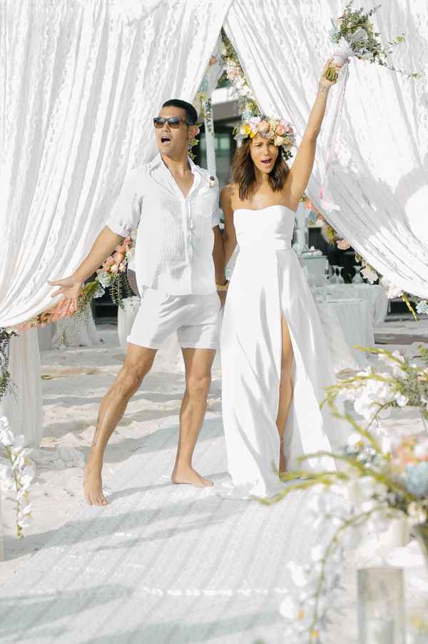 Celebrity Wedding Gab Valenciano And Tricia Centenera