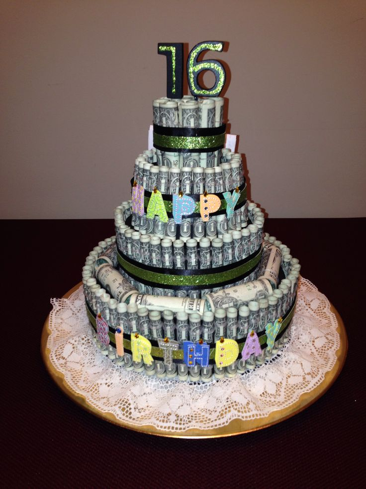 Money Cake We Need To Make This For Grandma Pearl S