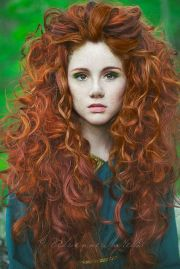 1000 ideas red curls