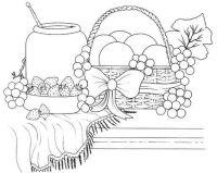 17 mejores ideas sobre Frutas Para Colorear en Pinterest