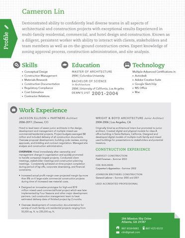 16 best images about Modern Resumes on Pinterest  Modern Free resume and Curriculum