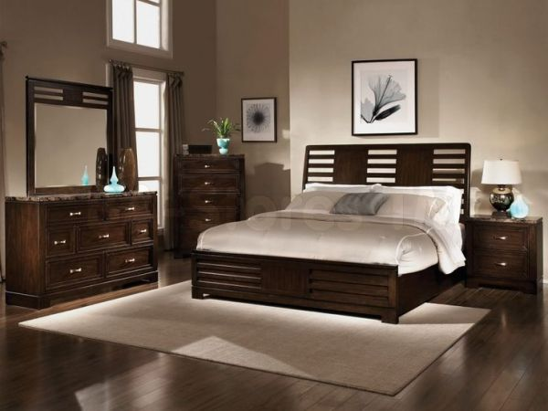 dark wood bedroom 25+ best ideas about Dark wood bedroom on Pinterest | Blue spare bedroom furniture, Brown spare