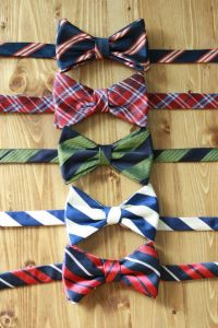 25+ best ideas about Bow tie tutorial on Pinterest