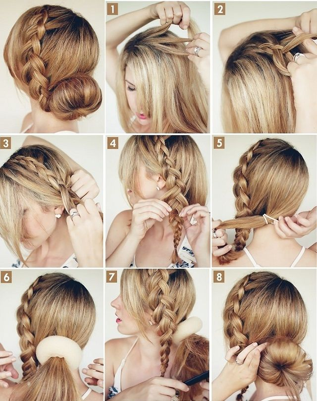 38 Best Images About Hairstyles On Pinterest Hairstyle For Long