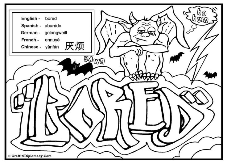27 best images about Free Coloring Pages For Kids