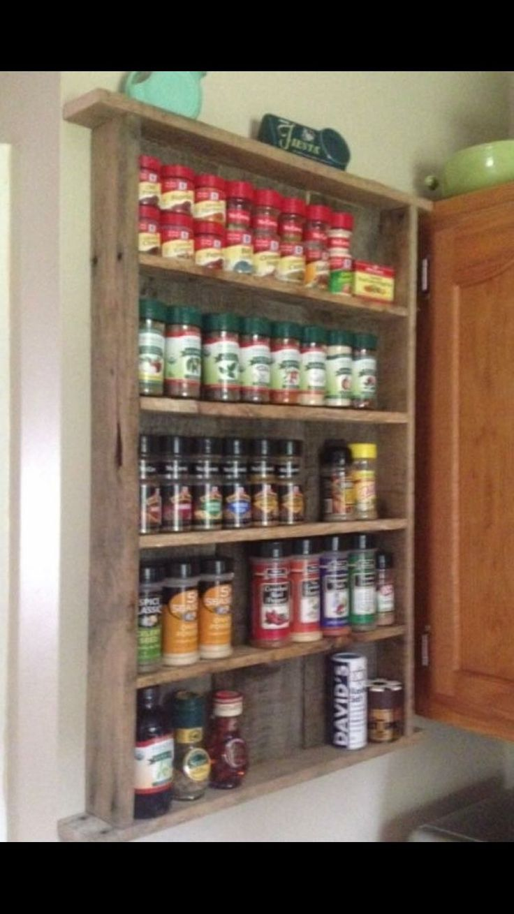 kitchen spice racks wallpaper for kitchens 25+ best ideas about pallet rack on pinterest ...