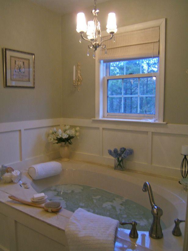 25 Best Ideas About Decorating Around Bathtub On Pinterest