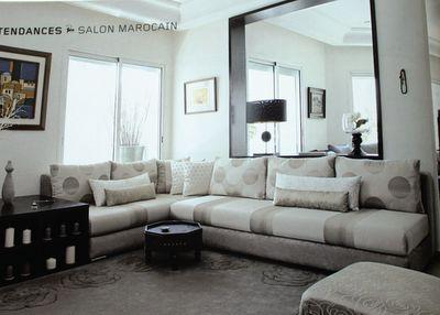 Sofa Style Marocain - Décoration de maison idées de design d ...