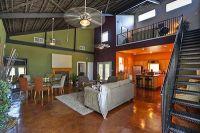 A Metal-Sided pole barn... Interior photo | Home ...
