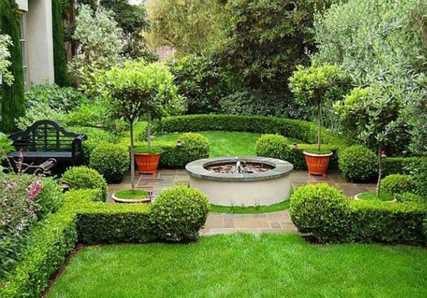 yard landscaping ideas outdoor