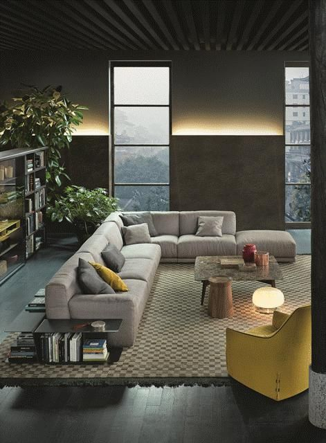 66 best images about Poliform Living Rooms on Pinterest