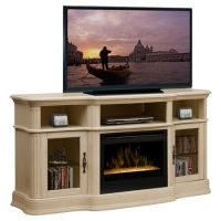 """Found it at Wayfair - 68"""" TV Stand with Electric Ember ..."""