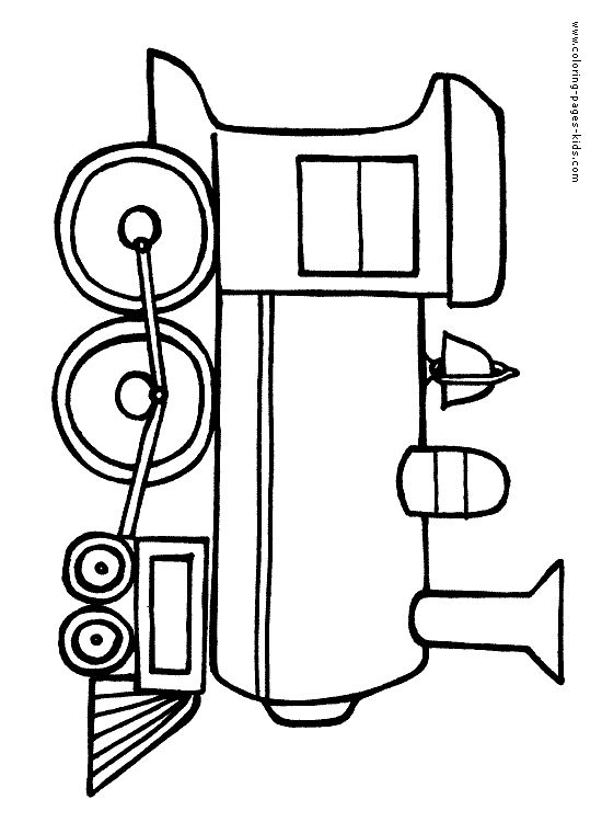 16 best images about Train Coloring pages on Pinterest