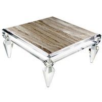 25+ Best Ideas about Lucite Coffee Tables on Pinterest ...