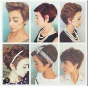 style pixie hair cut
