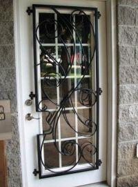 165 best images about Grisham Steel Security Doors / Bars ...