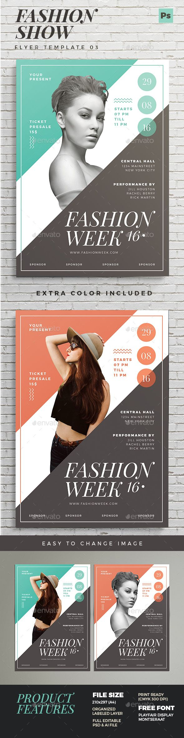 25 best ideas about Flyer Design on Pinterest  Graphic design flyer Flyer layout and Flyer