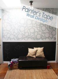 1000+ ideas about Painters Tape Design on Pinterest ...