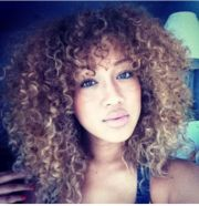 natural curly hair show