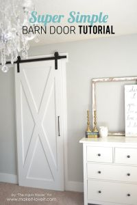 25+ best ideas about Diy barn door on Pinterest | Diy ...