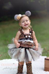 """Leopard Halloween Costume - """"Tutu Cute"""" Leopard Costume ..."""