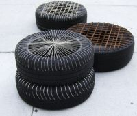 1000+ ideas about Tire Chairs on Pinterest