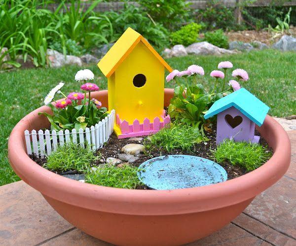 25 Best Ideas About Kids Garden Crafts On Pinterest Garden