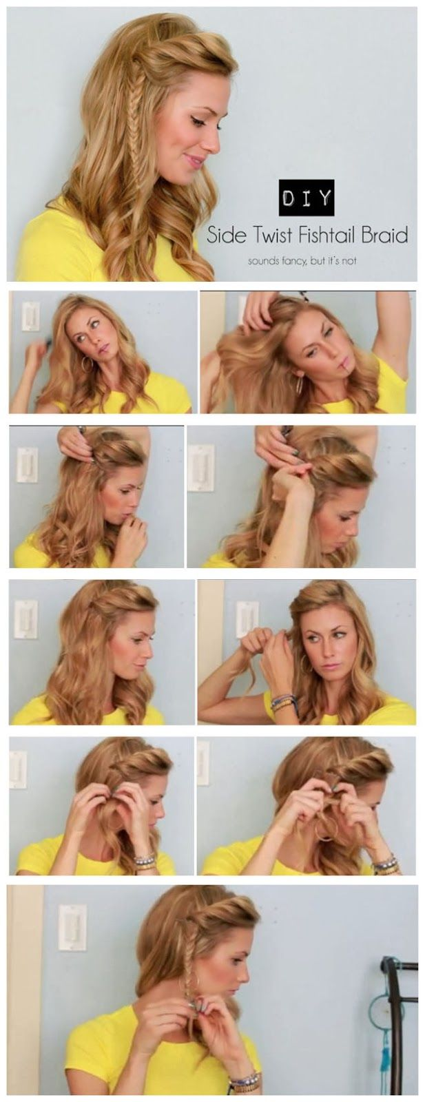 221 Best Images About Hair On Pinterest Updo Ponies And Ombre Hair