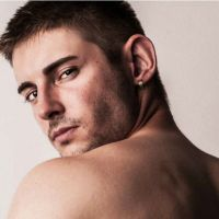 17 Best images about Medium Hoops - Mens Earrings on ...