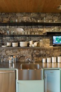 Brick, Stone, Wood and Concrete: 15 Beautiful, Rustic ...