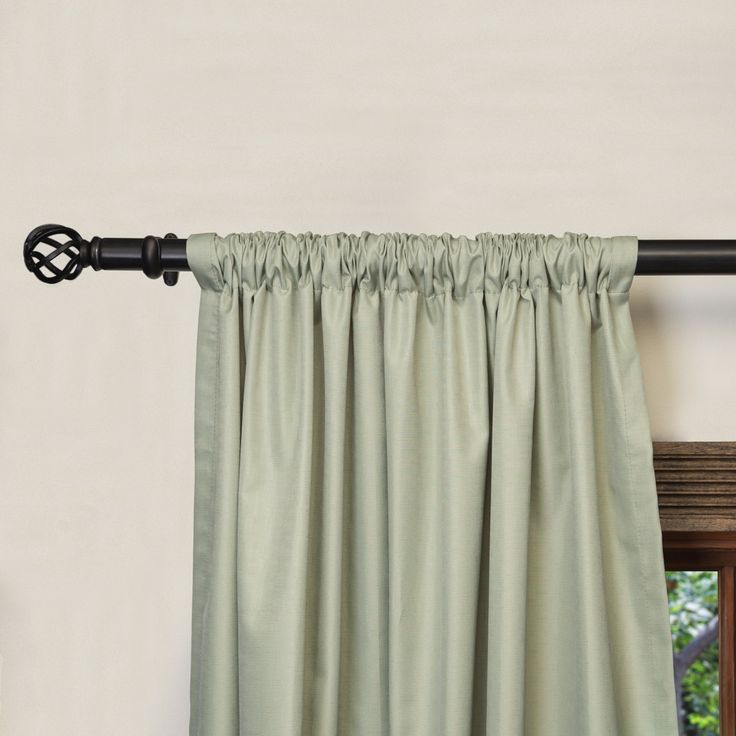 32 Best Images About Blackout Curtain Rods On Pinterest Curtain