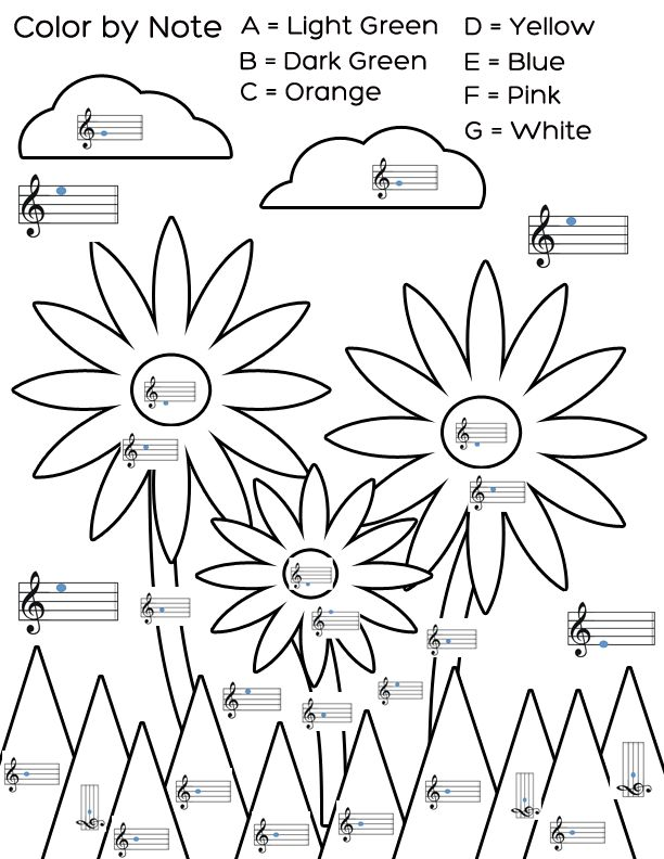 660 best images about Music : FREE printable worksheets