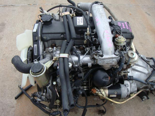 Engine Code 1KZ Fits in Toyota Hiace Engine Type