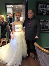 HAYLEY WILLIAMS IN HER WEDDING DRESS!!!   Hayley Williams ...