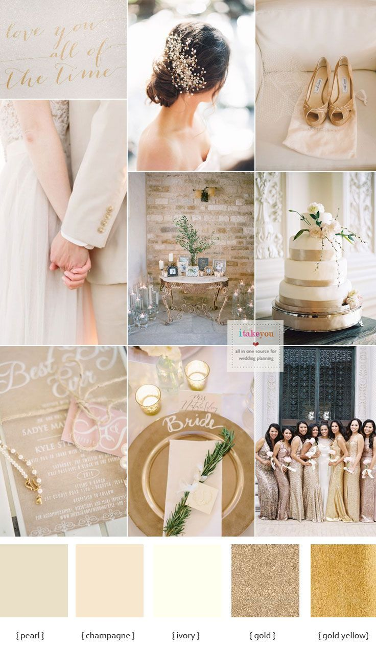 25 best ideas about Wedding Color Schemes on Pinterest  Wedding colour schemes Winter wedding