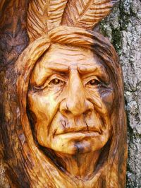17 Best ideas about Wood Carving Art on Pinterest