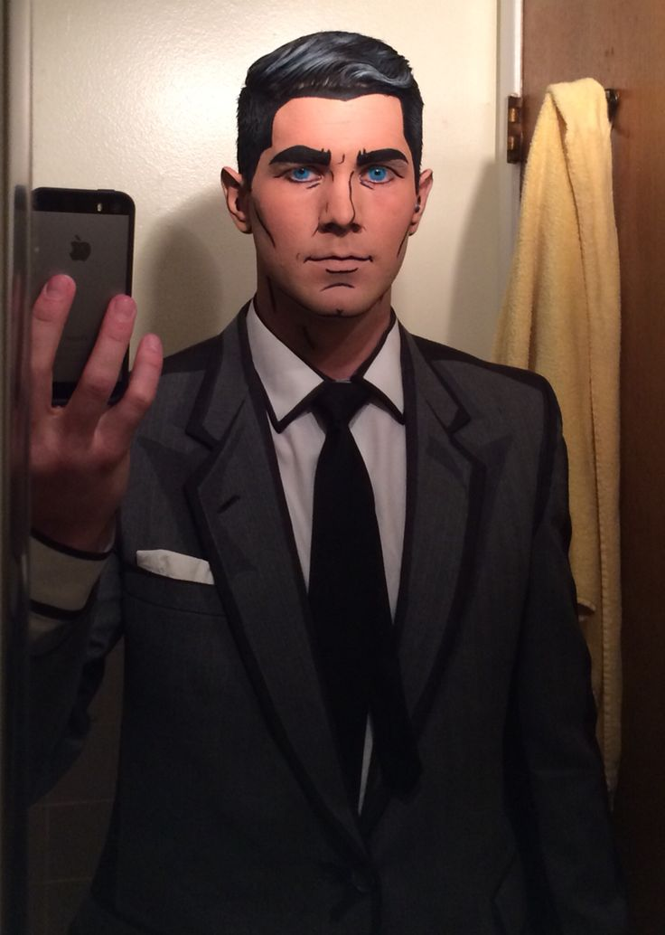 76 Best Images About Halloween 2015 Archer Group Costumes On