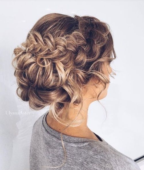 25 Best Ideas About Prom Hairstyles Updos For Long Hair On